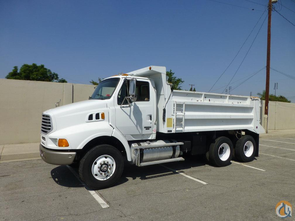 2008 Sterling LT9500 15 Dump Truck Dump Trucks  Trailers STERLING LT9500 Big Truck amp Equipment Sales LLC 19000 on CraneNetwork.com